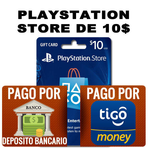 playstation network de 10$