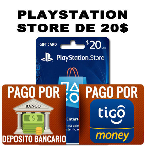 playstation network de 20$