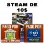 steam 10 dolares