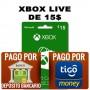 xbox live de 15$