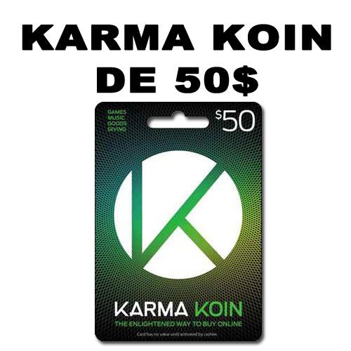 karmakoin50