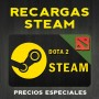 recargas steam